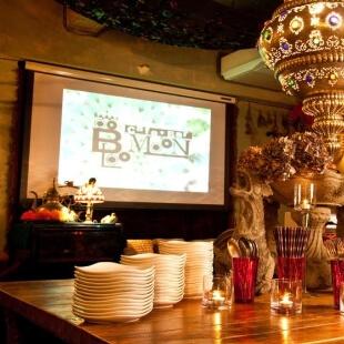 CAFE★BAR BLOOMOON(カフェバー ブルゥムーン)吉祥寺コース内容イメージ